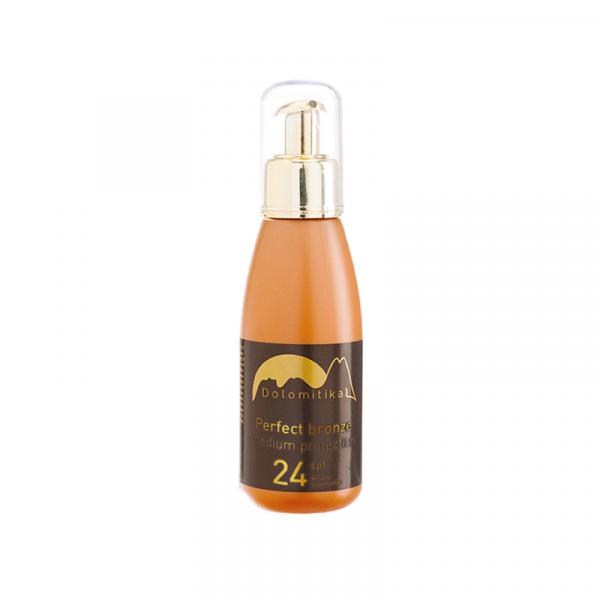 208 - Super Attivatore Abbronzante SPF24 150ml - Dolomitika