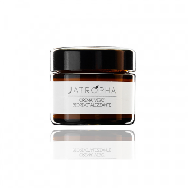 JCVBio - Crema Viso Bio Rivitalizzante 50ml - Jatropha