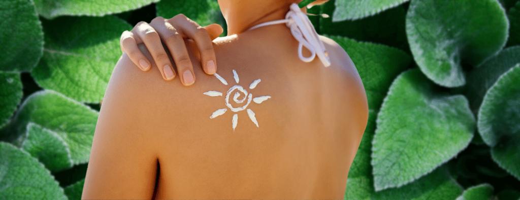 Proteggere la pelle dal sole